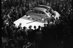 Internationale Automobilausstellung 1955 Frankfurt Main